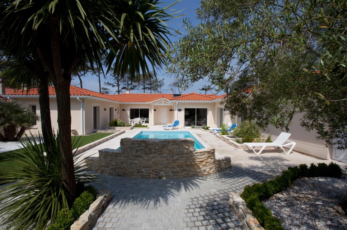 Vente appartements maisons et villas biscarosse plage for Achat appartement maison